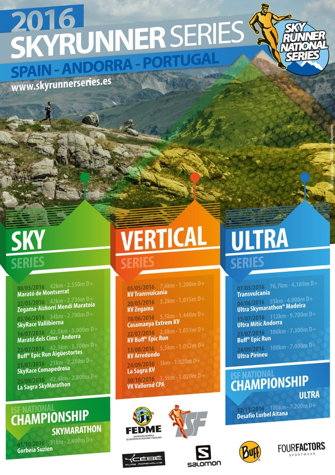 Cartel Skyrunners series 2016
