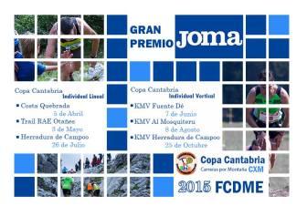 2015. II Copa CANTABRIA cxm